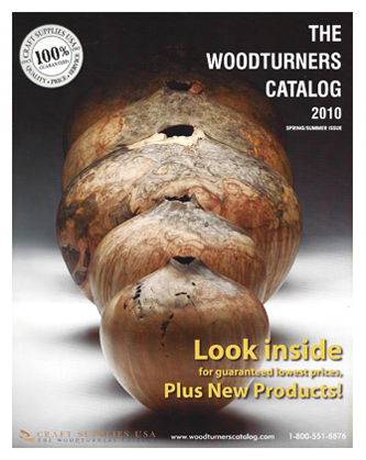 2010 Woodturner's Catalogue