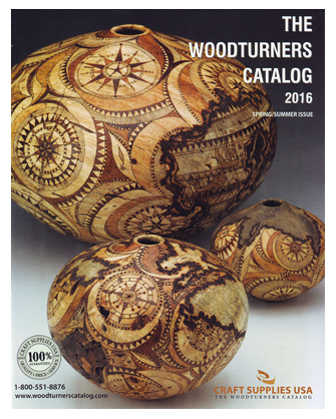 2016 Woodturner's Catalogue